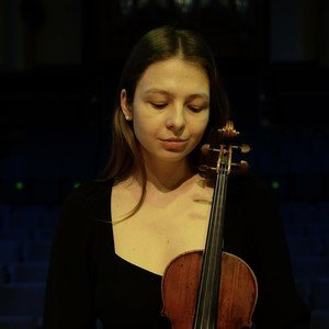 Anna - Bruxelles, : Private violin lessons by the Russian student of