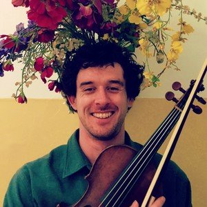 Darragh - Strasbourg, : A touring professional musican and