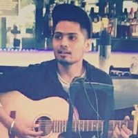 Aashish rauthan enginner student teaches indian classicsl music and light music with guitar