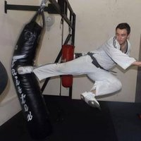 Adam- Taekwondo instructor currently full time with 15 years experience, 10 of those teaching.