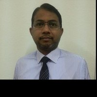 An alumni of Colombo university teaches business studies for high school and university students.