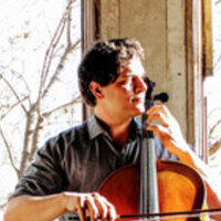 Brazilian cellist, recently graduated from the Master's program of the University of Manitoba. Looking for students in Winnipeg area to expand my private studio.