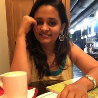 Darshini- a language and book enthusiast, provides English lessons for all ages
