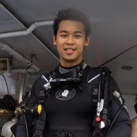 Diving is very easy, I can train you to be the good diver :)