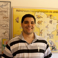 Doctor in Biological Sciences (emphasis in Paleontology). Offers biology classes for Belo Horizonte.
