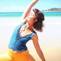 Experienced International Yoga Teacher sharing yoga classes in private or group setting in Coffs Harbour area