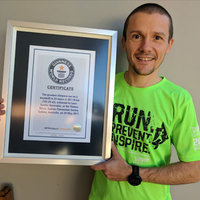 Guinness World Record Holder Ultra Marathon Coach Online Based Will Get You Reach Your Running Goals