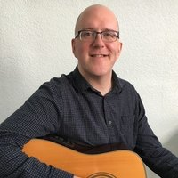 Guitar, Bass, Violin, Mandolin & Theory lessons from pro musician with 18 years teaching experience. Lessons given online or in Whitley Bay/North Shields