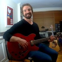 Guitar lessons online with Andrew. Learn from home and progress faster with an experienced and friendly teacher.