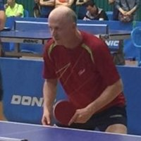 Gun Table Tennis Coach back from Korea to help you with your game.