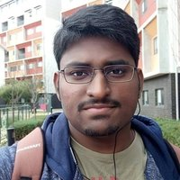 I, Harikrishnan, an international student pursuing Master of Engineering in Edith Cowan University, Perth. Select me if you like me to teach you about Programming Languages.