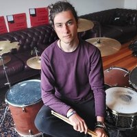 JMC Bachelor of Music Student, giving drum lessons to beginner and intermediate drummers around Melbourne!