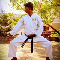 Karate Black Belt - 2nd DAN (National champion) PGD in Silambam & Karate.
