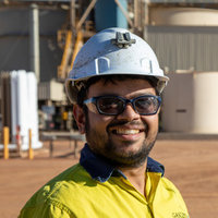 Metallurgical engineer, expert in Chemistry and maths (Masters of engineering science-Metallurgy from WA school of Mines)