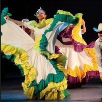 Mexican Professional dancer and professor, teaches classes in folk dance and Latin rhythms