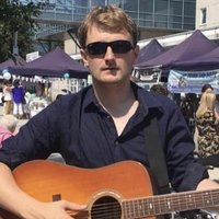 Music student from Liverpool England giving basic guitar lessons privately or in a group, love to help and want to share my knowledge with others!