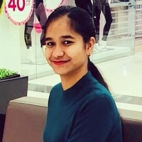 Navneet, student of Master of education (TESOL) ready to give English lessons