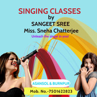 Phoenix Singing Classes by SANGEET SREE Sneha Chattrejee in Asansol and Burnpur