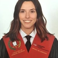 Recently graduated law and international student gives Spanish lessons to hight school, uni students or adults!
