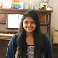Hi I'm Shanthi. I'm an experienced piano teacher offering lessons for anyone aged 5 and up.