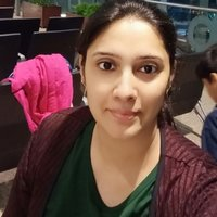 Sonali panchal being science graduate and management professional teaches school English,Hindi language and physics.