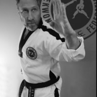 Taekwondo Master in Israel with over 40 plus years experience trained MMA