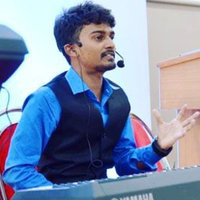 I teach Piano and keyboard or synthesizer. Am doing my audio engineering in SAE QANTM Institute Sydney. I worked as Product Training Specialist for YAMAHA MUSIC INDIA PVT LTD. for Digital Pianos. For