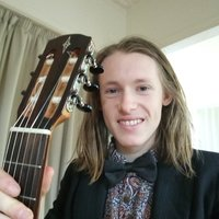 Undergraduate classical/jazz guitarist teaches guitar in any style, from beginners to intermediate.
