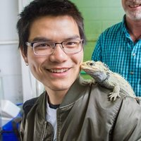 University of Tasmania student gives lessons in biology/zoology related subjects in Hobart