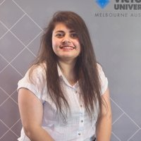Victoria University business student give education to university students with successful results.