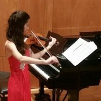 Violin lessons and exam preparation for all ages: from begginers to advanced students