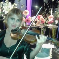 Violinist Katia Miric with a Master´s Degree in Music gives violin lessons online and in person